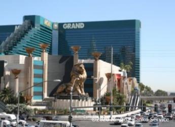 MGMライオン像