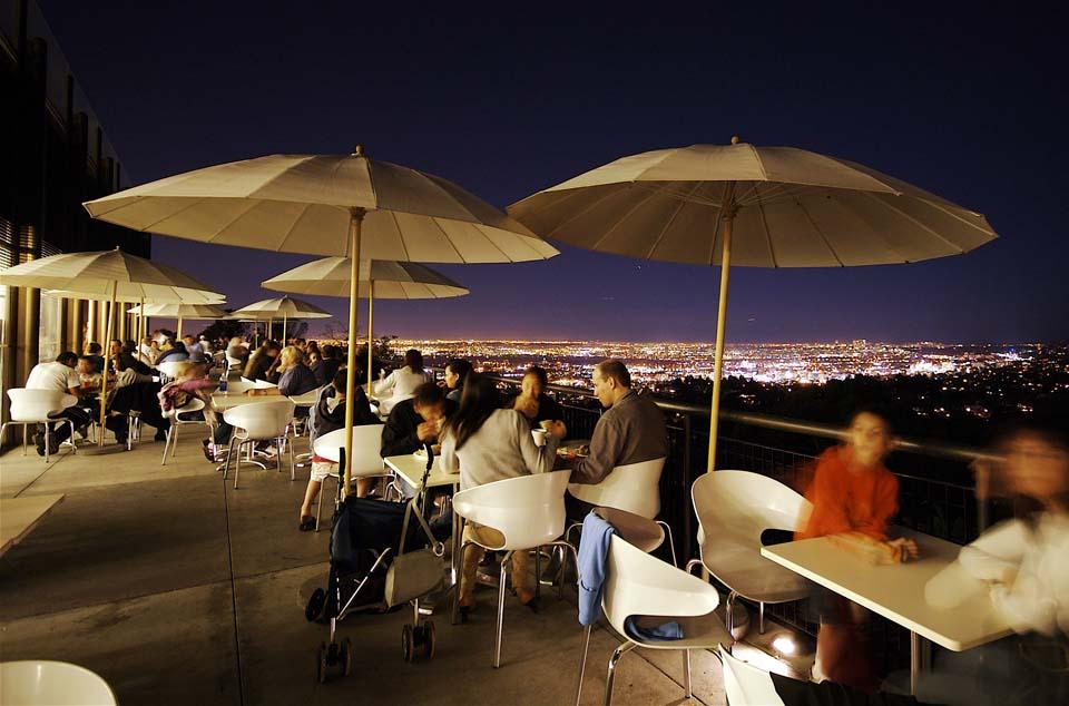 LAX夜景