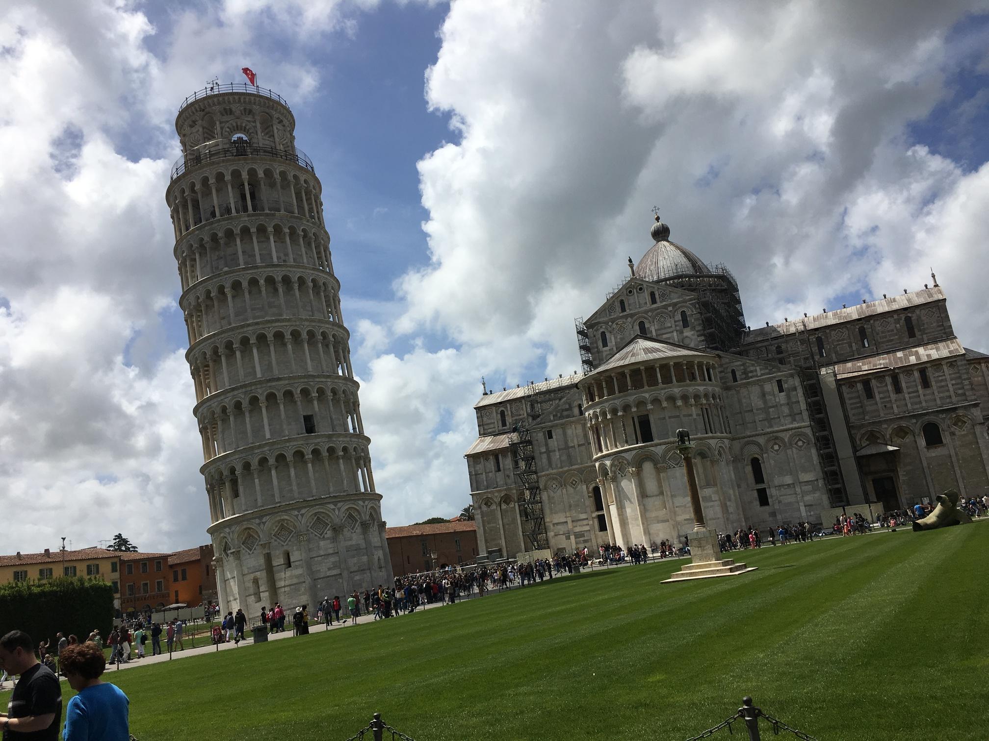 イタリア・ピサ